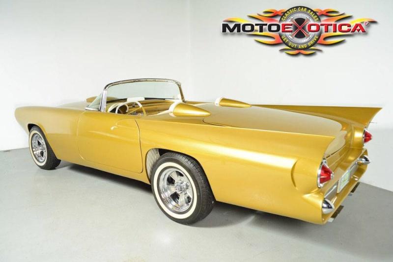 1955, '56 and '57 T-Bird custom & mild custom 1814