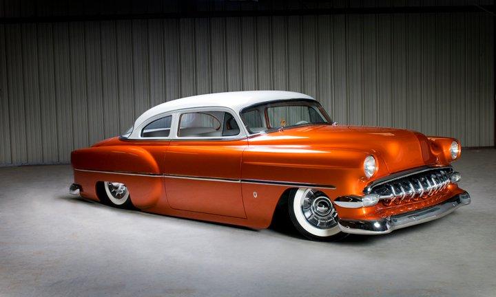 Chevy 1953 - 1954 custom & mild custom galerie - Page 5 18599010