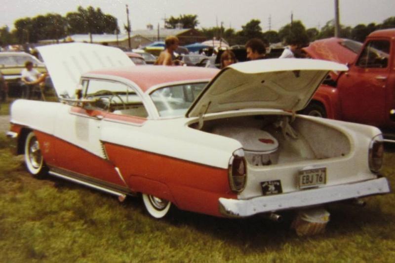 Mercury 1955 - 1956 Custom & mild custom 18980710