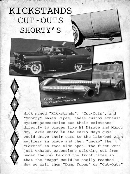 Les Incontournables accessoires pour nos anciennes - hot rod, custom and classic accessories and parts - Page 3 18987110