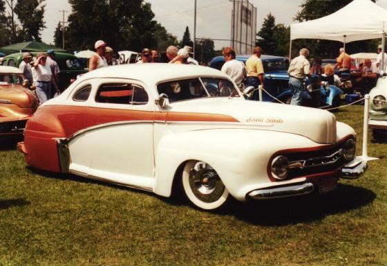 Ford & Mercury 1941 - 1948 customs & mild custom - Page 3 18999510