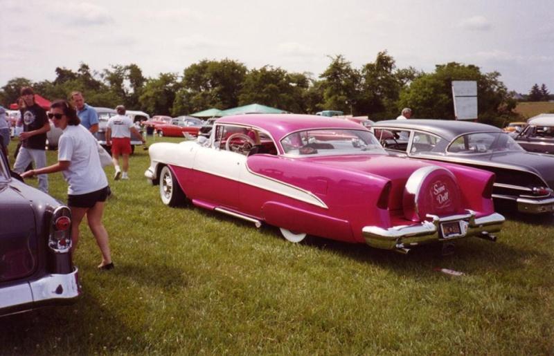 Oldsmobile 1955 - 1956 - 1957 custom & mild custom - Page 2 19000910