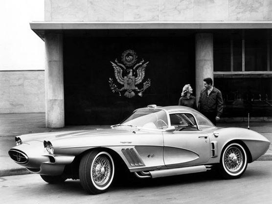 1958 Chevrolet Corvette XP-700 19011910