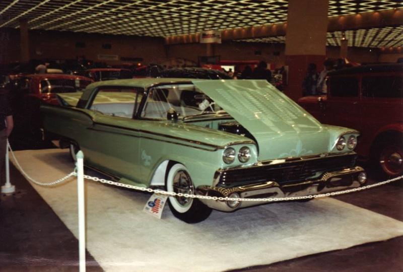 Ford 1959 custom & mild custom 19012510