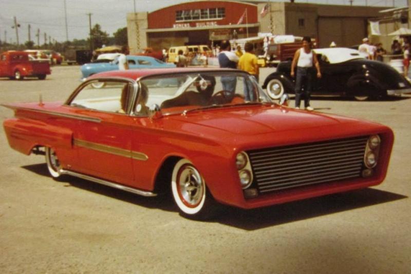 Chevy 1960 custom & mild custom - Page 2 19083110