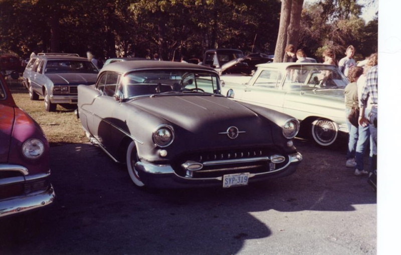 Oldsmobile 1955 - 1956 - 1957 custom & mild custom - Page 2 19124610