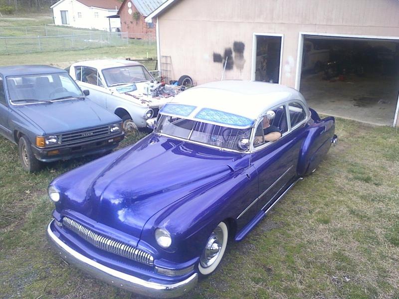 Pontiac 1949 - 54 custom & mild custom 19311210