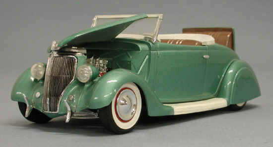 Vintage model kit restaurés, ou kit monté top trouvé sur le web 1936fo10
