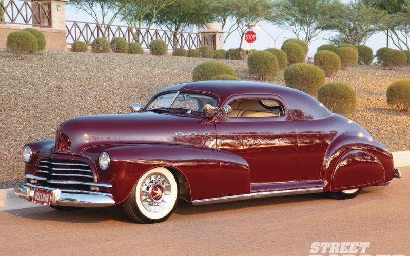 Chevrolet 1946 - 48 custom & mild custom 1948-c17