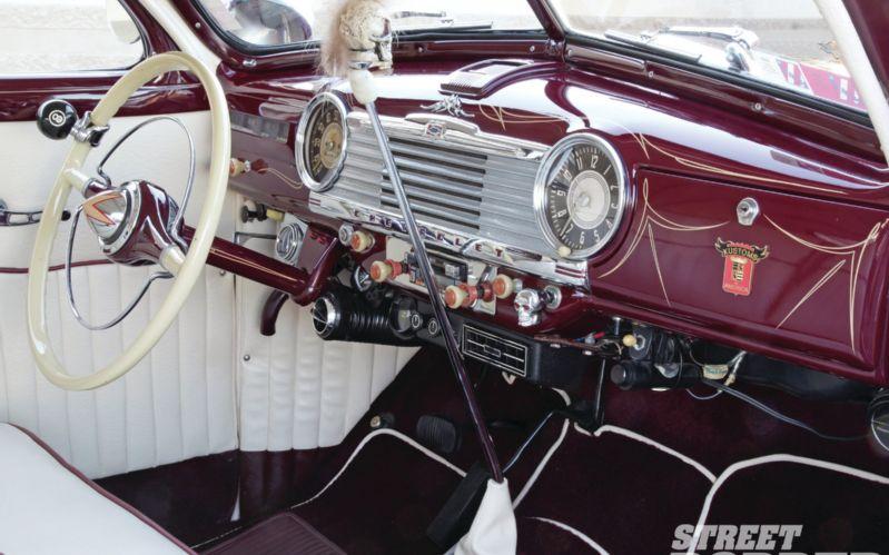 Chevrolet 1946 - 48 custom & mild custom 1948-c18