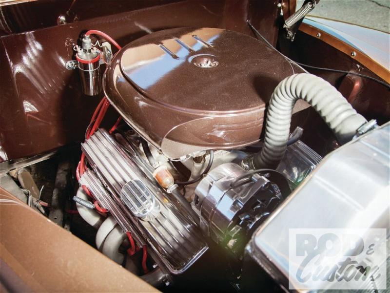 Ford & Mercury 1941 - 1948 customs & mild custom - Page 3 1948-m14