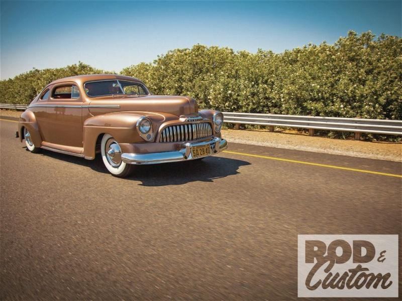 Ford & Mercury 1941 - 1948 customs & mild custom - Page 3 1948-m16