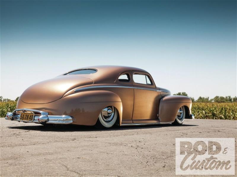 Ford & Mercury 1941 - 1948 customs & mild custom - Page 3 1948-m18