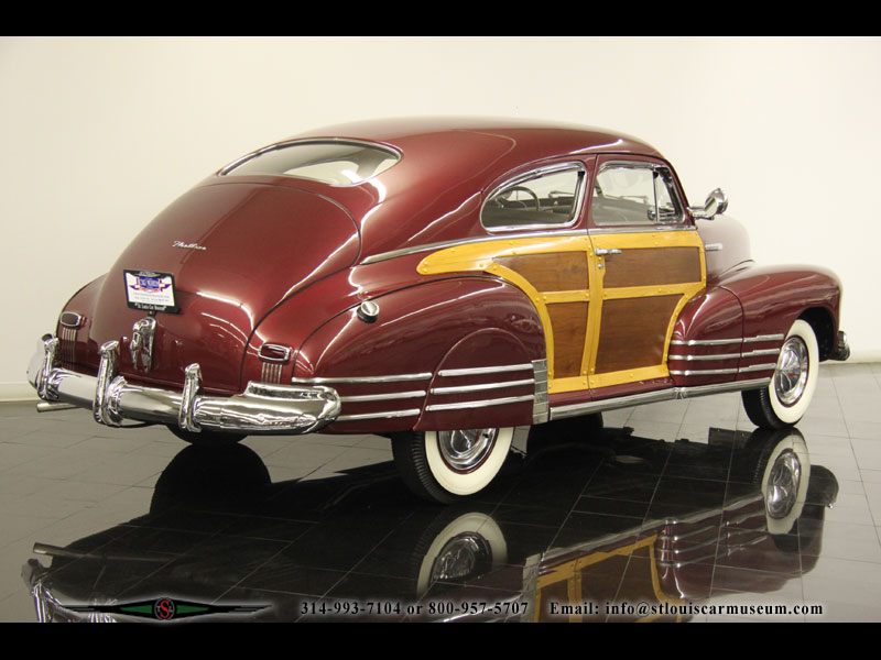 Woody & Surf wagon 1948ch10