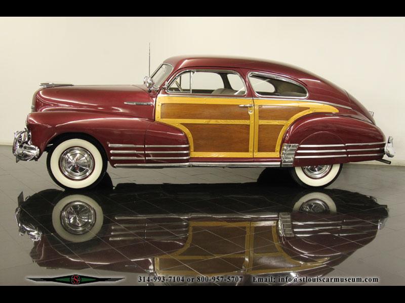 Woody & Surf wagon 1948ch11