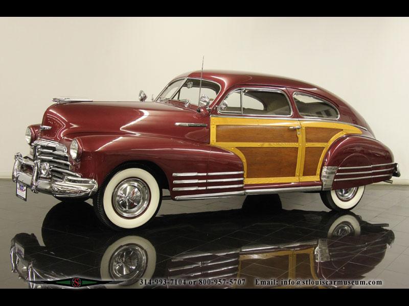 Woody & Surf wagon 1948ch12
