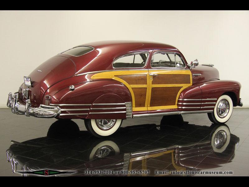 Woody & Surf wagon 1948ch21