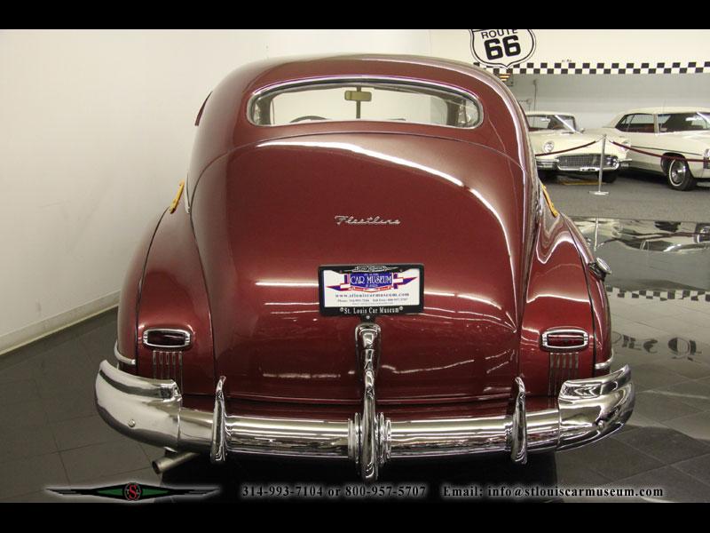 Woody & Surf wagon 1948ch22