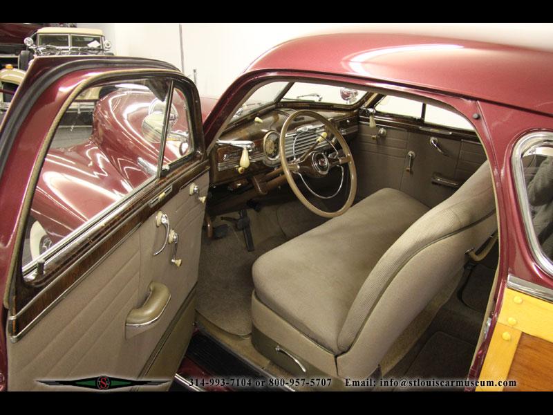 Woody & Surf wagon 1948ch24