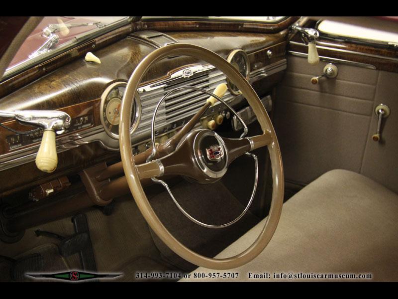 Woody & Surf wagon 1948ch25