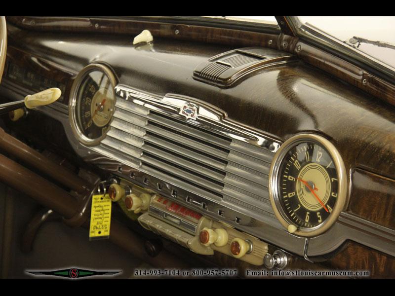 Woody & Surf wagon 1948ch29