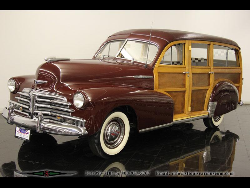 Woody & Surf wagon 1948ch31