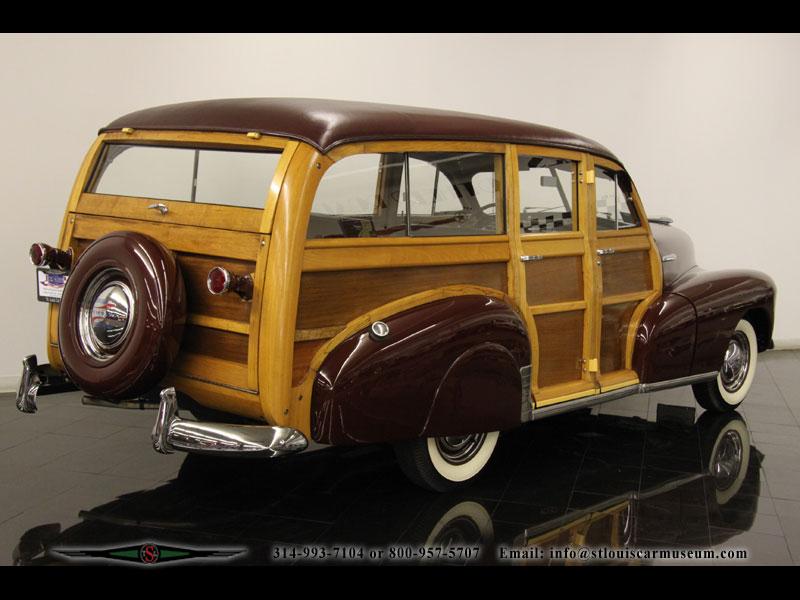 Woody & Surf wagon 1948ch32