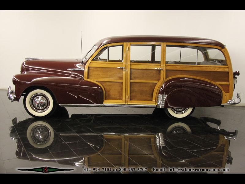 Woody & Surf wagon 1948ch33