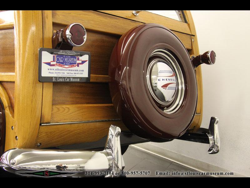 Woody & Surf wagon 1948ch36
