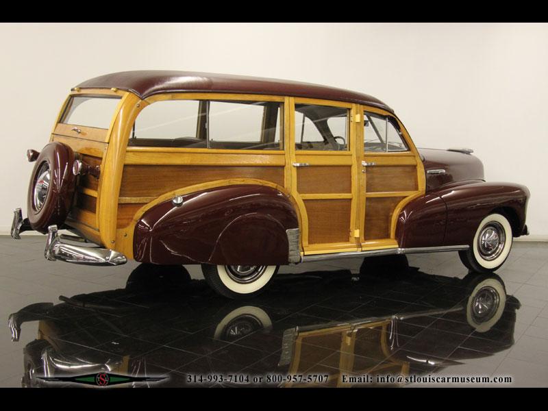 Woody & Surf wagon 1948ch37