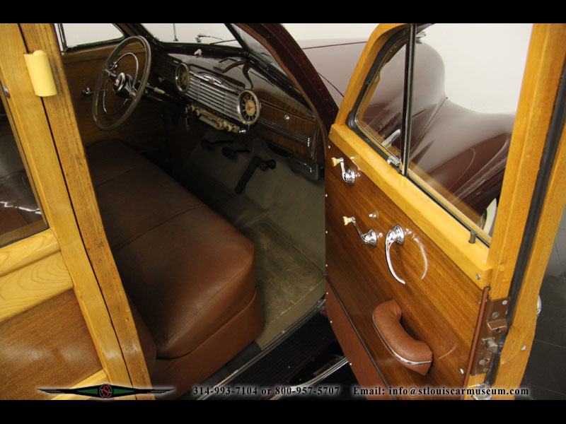 Woody & Surf wagon 1948ch46