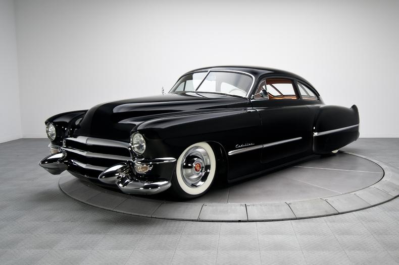 Cadillac 1948 - 1953 custom & mild custom - Page 2 1949-c11