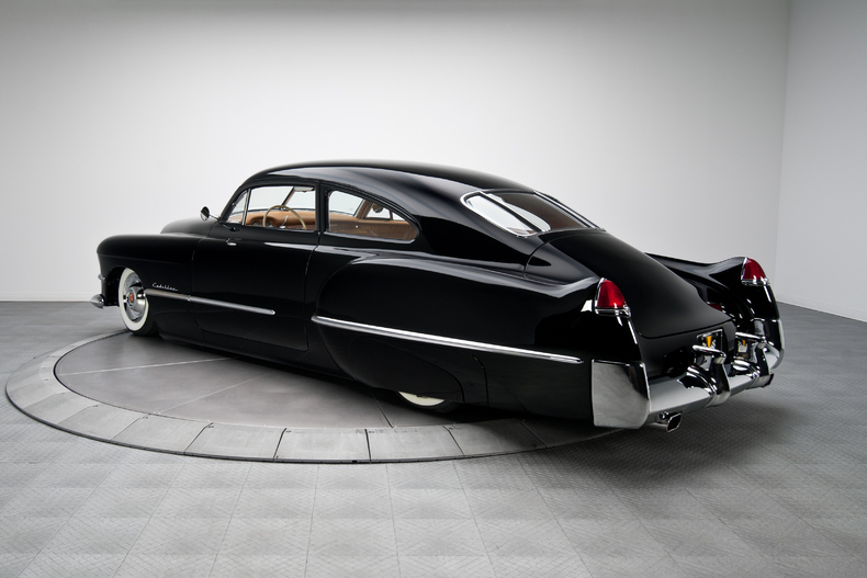 Cadillac 1948 - 1953 custom & mild custom - Page 2 1949-c14