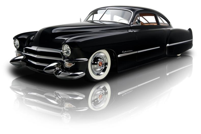 Cadillac 1948 - 1953 custom & mild custom - Page 2 1949-c23