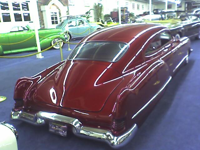 Cadillac 1948 - 1953 custom & mild custom 1949re10