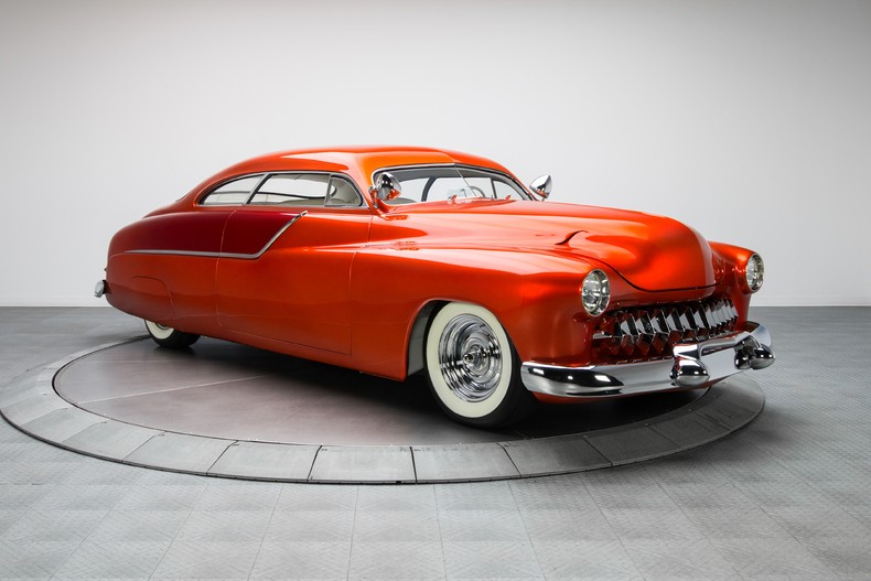 1950 Mercury - Brian Everett -  1950-m11