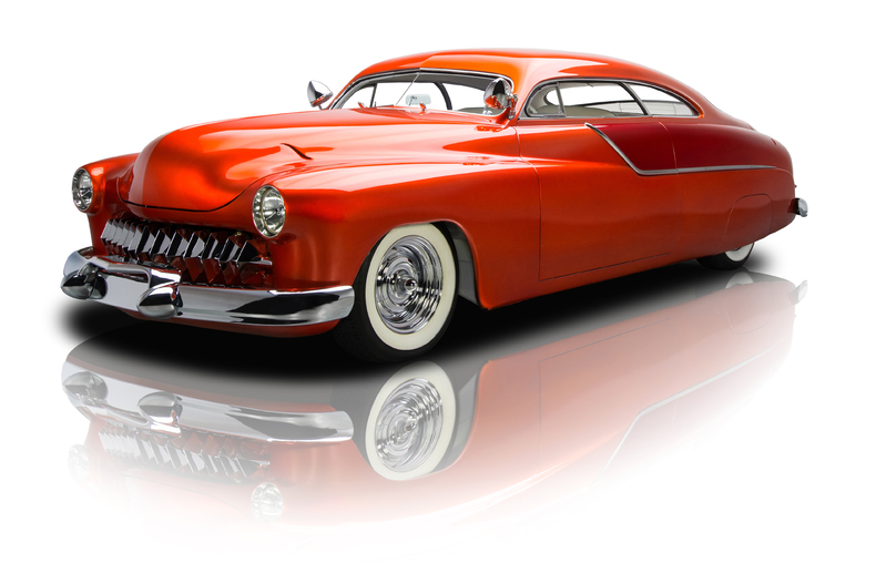 1950 Mercury - Brian Everett -  1950-m34