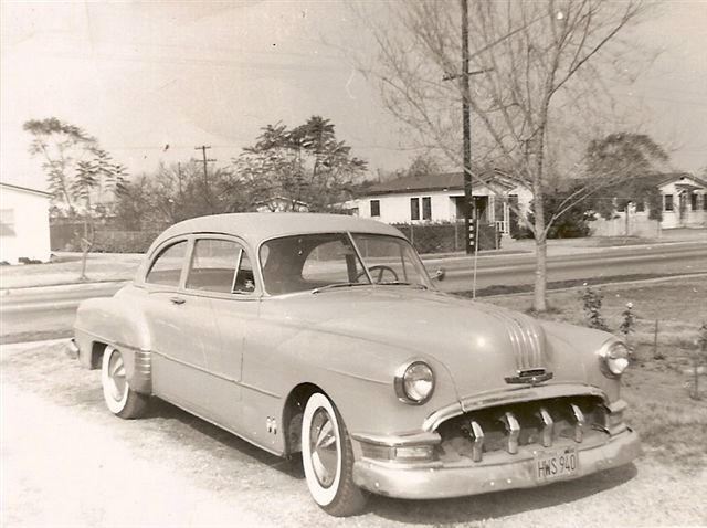 custom cars in the street ( 1950's & 1960's) - Page 2 1950po10