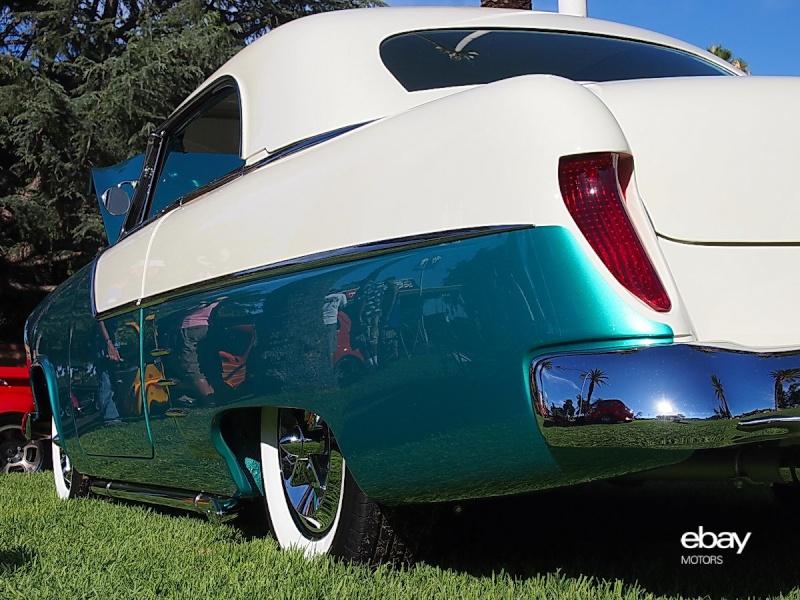 Ford 1952 - 1954 custom & mild custom - Page 2 1952_f19