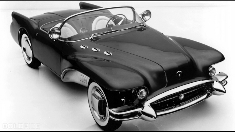 1954 Buick Wildcat II Motorama Dream Car  1954-b12