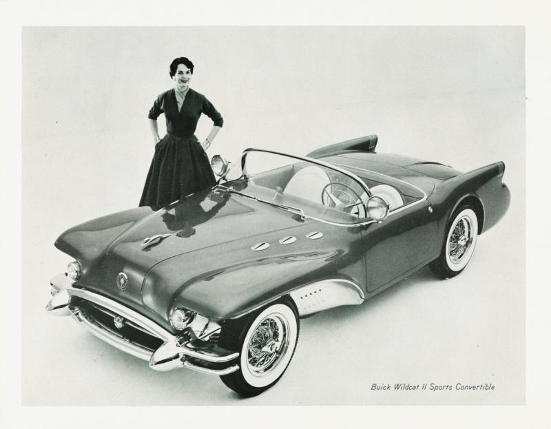1954 Buick Wildcat II Motorama Dream Car  1954_b10