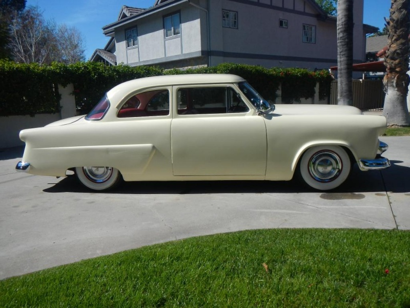 Ford 1952 - 1954 custom & mild custom - Page 3 1954fo11