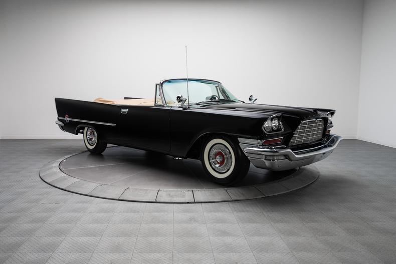 Chrysler classic cars 1957-c12