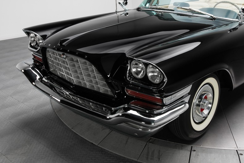Chrysler classic cars 1957-c15
