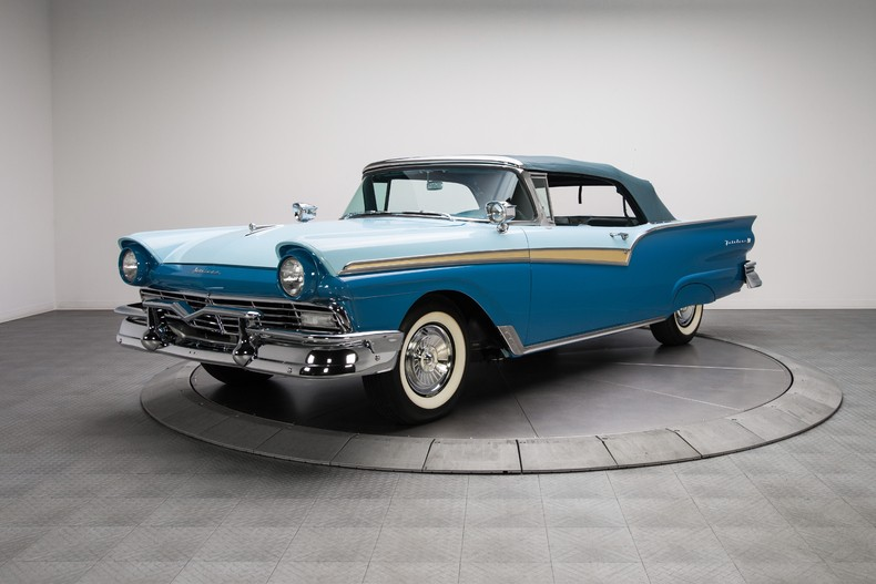 Ford Classic Cars 1957-f11