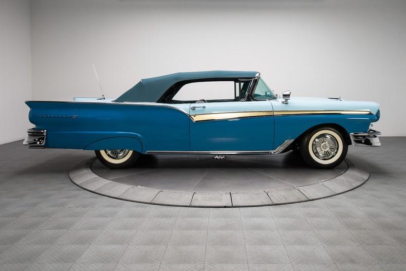 Ford Classic Cars 1957-f16