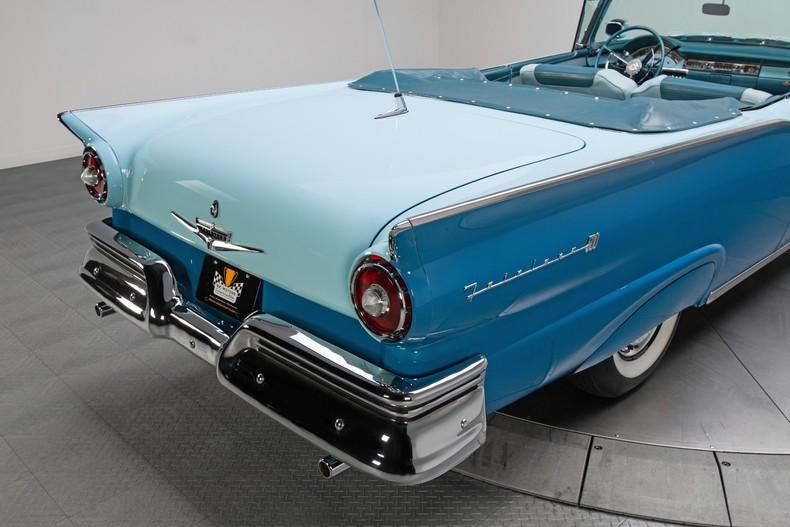 Ford Classic Cars 1957-f22