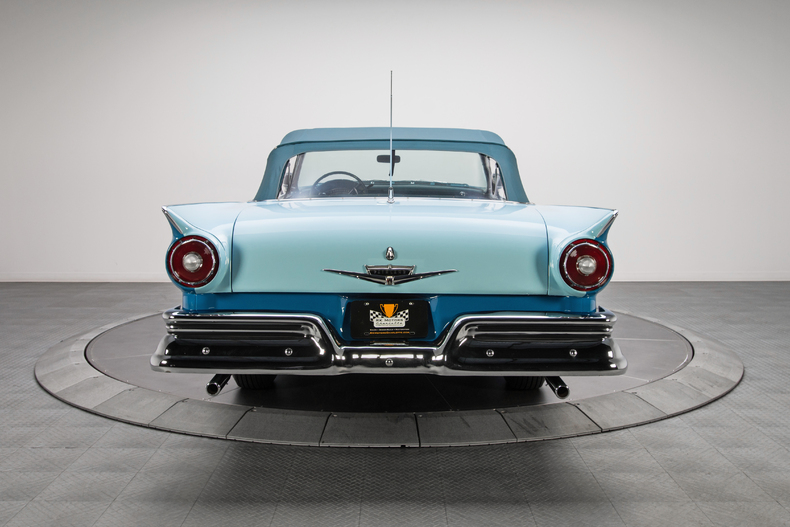 Ford Classic Cars 1957-f23