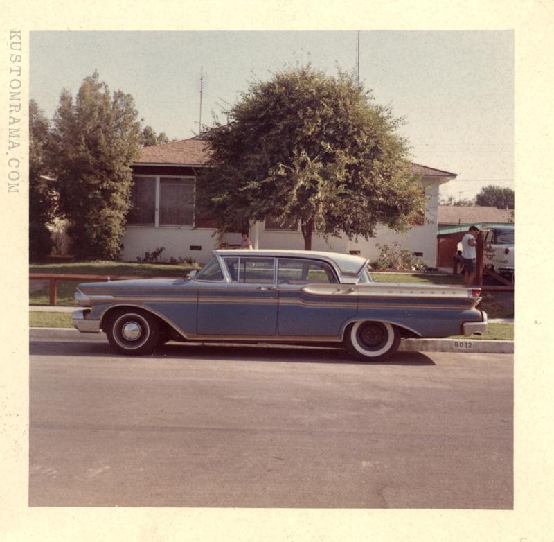 Mercury 1957 - 1960 Customs & mild custom 1957-m11