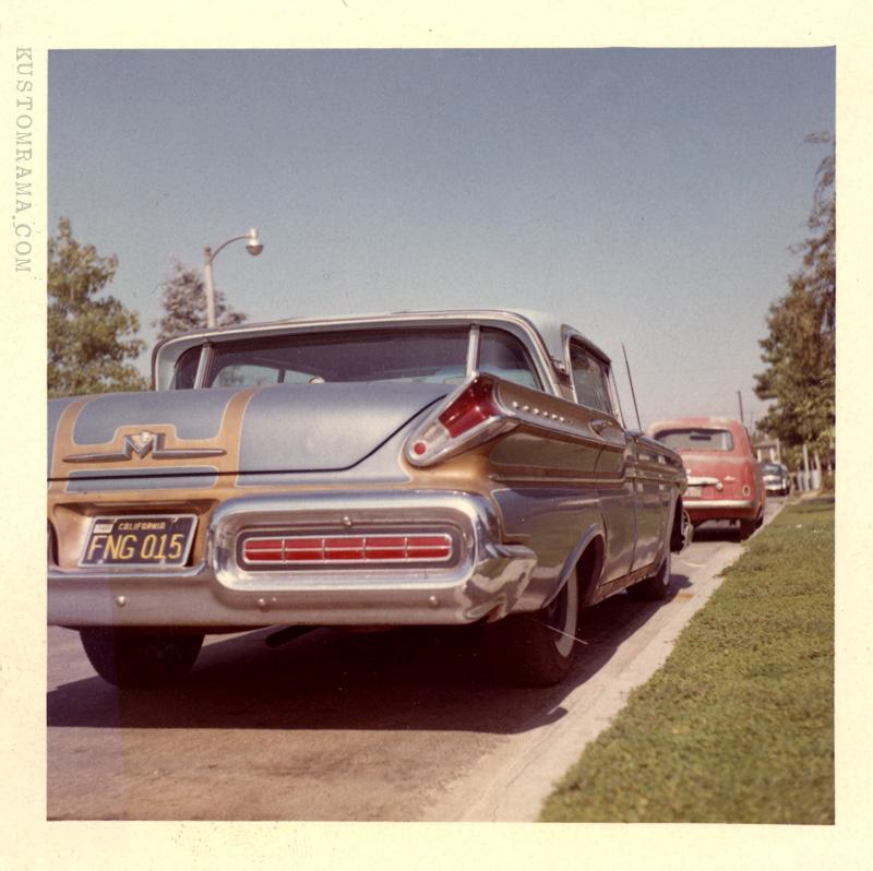 Mercury 1957 - 1960 Customs & mild custom 1957-m12